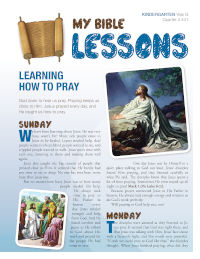 Kindergarten Bible Lessons YBQ4