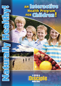 Naturally Healthy DVD